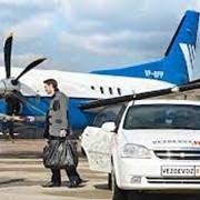 Доставка пассажиров или багажа на вокзал фото