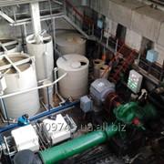 Очистка оборотной воды предприятий по производству питьевой воды фото