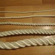 Веревка пеньковая от 8мм фото