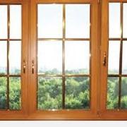 Евроокна деревянные всех видов из стеклопакетами , купить Украина фото