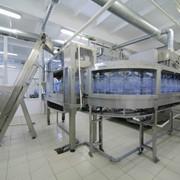 Производство и розлив минеральной воды фото
