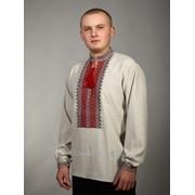 Сорочка-вышиванка мужская, chs-02-25L фото