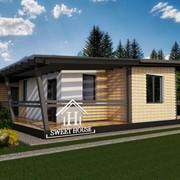 Проект индивидуального жилого дома фото