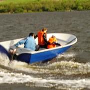 Лодка Афалина-390 фото