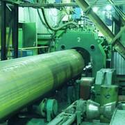 Агрегаты для производства сварных труб большого диаметра фото