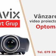 Vinzare video-proiectoare Optoma фото
