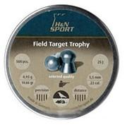 Пули пневматические H&N Field Target Trophy 5,5 мм 0,95 грамма (500 шт.) headsize 5,55 мм фото
