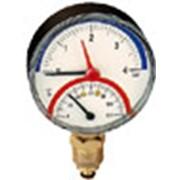 Термоманометр фото