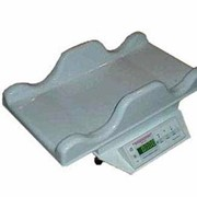 Весы медицинские для взвешивания новорожденных ВМ-10 фото