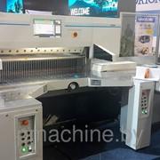 Бумагорезальная машина GUOWANG MasterCUT K-137L (1370 мм) фото