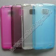 Силиконовый чехол Samsung Galaxy S2 I9100 фото