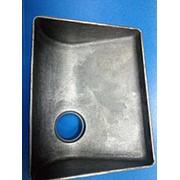 848.26 Лоток металлический для мясорубки Braun 1100, 1300, 1500 фото
