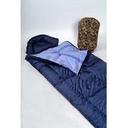 Мешок спальный пуховый 100% фото
