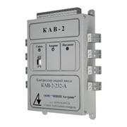 Регистратор аварийных процессов КАВ-2 на электрических подстанциях и в распределительных сетях, контроллер фото