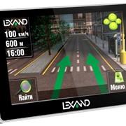 "Навигатор GPS Lexand ST-565 HD 5"" фото"