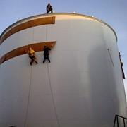 Антикоррозионная защита резервуаров фото
