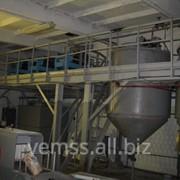 Линия очистки, фасовки растительного масла в ПЭБ бутылку фото