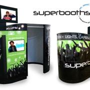 Развлекательная фотокабинка,автомат SUPERBOOTH фото