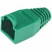 Чехол вилки RJ45, 0-0569875-4, AMP, зеленый фото