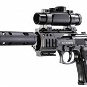 Пневматический пистолет Umarex BERETTA 92 FS XX-Treme черный фото