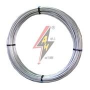 Проволока стальная оцинкованная (6, 8, 10 ) мм  фото