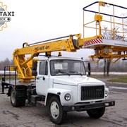 Аренда автовышки в Ульяновске от 12 до 30 метров фото