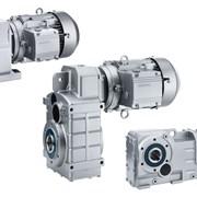 Мотор-редукторы Siemens и Flender фото