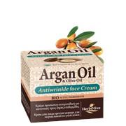 ArganOil Крем против морщин для нормальной и сухой кожи фото