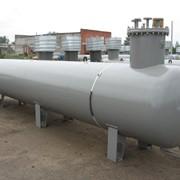 Резервуары СУГ подземного размещения для автогазозаправочных станций фото
