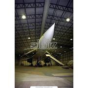 Ангары авиационные для хранения, ремонта и обслуживания воздушных судов любых размеров. фото
