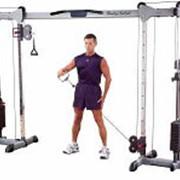 Профессиональный тренажер Body Solid Боди Солид GDCC250 Кроссовер фото