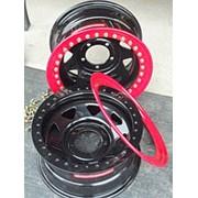 ORW Off-Road-Wheels диск УАЗ стальной 5x139,7 8xR15 d110 ET-40 с бедлоком фото