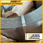 Лента нержавеющая 0,4 мм 12Х18Н9 (Х18Н9) фото