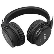 Наушники NIA-XP1 (micro SD+FM+Bluetooth) (Серый) фото