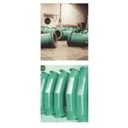 Износостойкие трубы для пневматической и гидравлической транспортировки фото