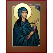 Именная икона Св. муч. Валентина фото