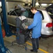 Автомобильный сервис. Фирменный сервис для автомобилей Volkswagen, Audi, Skoda, Seat. Компьютерная диагностика, малярно-кузовные работы, тюнинг. фото
