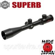 Прицел оптический Hakko Superb 30 3-12x50 4A IR Cross R/G 922141 фото
