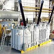 Электрические реакторы класса напряжения 0,5 - 35 кВ специального назначения фото