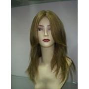 Парик из натуральных волос №10.33 фото