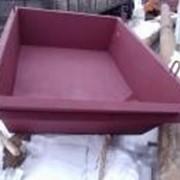 Ящик растворный ЯР-2.5 фото