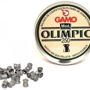 Пули пневматические GAMO OLIMPIC 4,5 мм 0,49 грамма (250 шт.) фото
