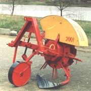 Картофелекопатель навесной КТН-1Б фото