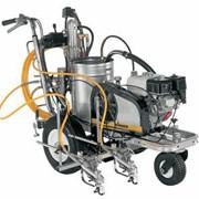 Поршневые маркировочные разметочные машины LineCoat 840 ( LC 840 ) для выполнения небольших, средних и больших объемов работ по нанесению дорожной разметки краской, пр-во концерна J. Wagner GmbH (Германия) фото