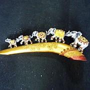 Сувенир Слон 2949 36х14 см. фото