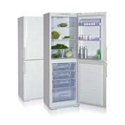 Двухкомпрессорный холодильник с электронным управлением Бирюса 125 KLSS фото