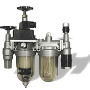 Блок подготовки воздуха типа П-Б16 фото