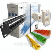 Наша компания строит современные структурированные кабельные системы, основанные на решениях и компонентах ведущих мировых компаний. фото