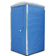 Теплый туалет ЭкоЛайт Зимний фото