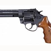 Револьвер под патрон Флобера Trooper 4,5 B фото